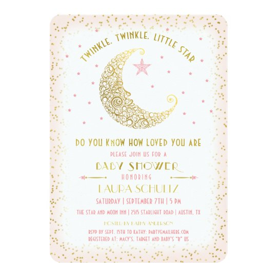 Crush image within free printable twinkle twinkle little star baby shower invitations