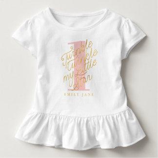 Twinkle twinkle my little star toddler t-shirt