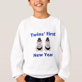 Twins First New Year Sweatshirt