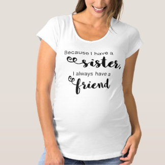 Twins Maternity T-Shirt