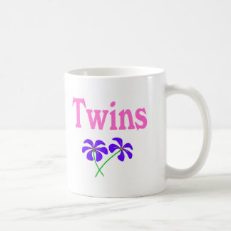 Twins (Pink) Coffee Mug