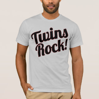 Twins Rock! T-Shirt
