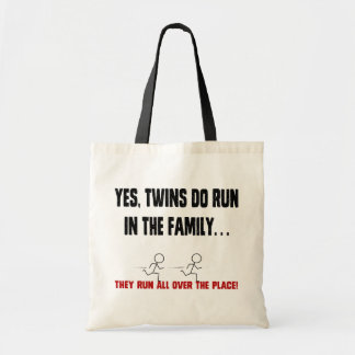 TWINS RUN IN THE FAMILY