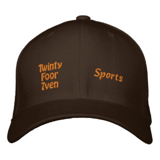Twinty Foor 7ven - Sports Embroidered Hat