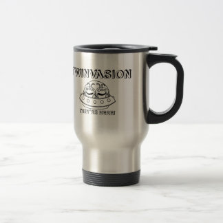 TWINVASION They re Here Coffee Mugs
