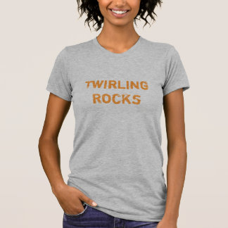 Twirling Rocks T-Shirt