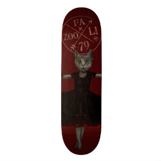 Twirling, Twirling, Couture Kitty Skate Board Decks