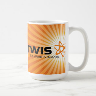 TWIS Basic Logo Mug