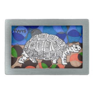 TWIS Belt Buckle: Blair's Animal Corner Tortoise Belt Buckles