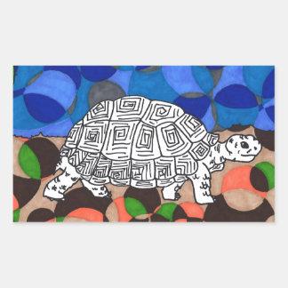 TWIS Blair's Animal Corner Tortoise Sticker
