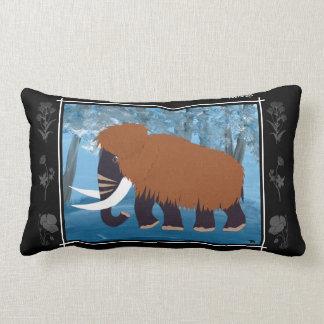 TWIS Lumbar Pillow: Blair's Animal Corner Mammoth Lumbar Pillow