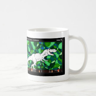 TWIS Mug: Blair's Animal Corner T Rex Coffee Mug
