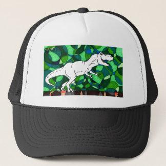 TWIS Trucker Hat: Blair's Animal Corner T Rex Trucker Hat