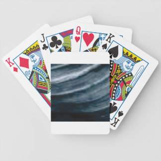 twist of lines bicycle playing cards