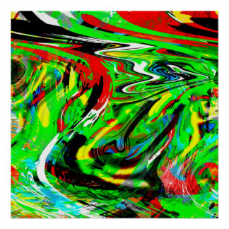 twisted abstraction poster