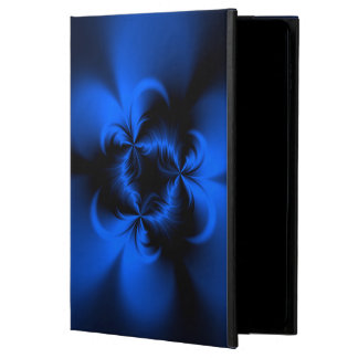 Twisted Blue Powis iPad Air 2 Case