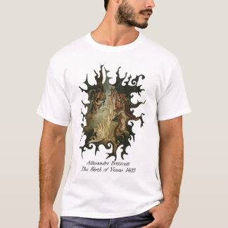 Twisted Boticelli T-Shirt