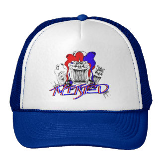 Twisted Clowns (Hat) Trucker Hat