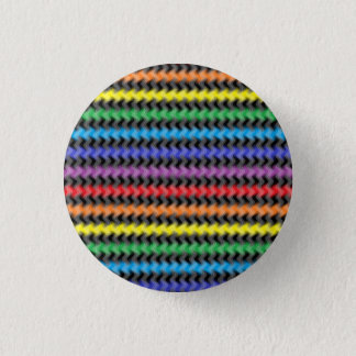 Twisted Colors 1 Inch Round Button