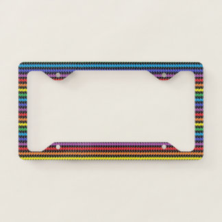 Twisted Colors License Plate Frame