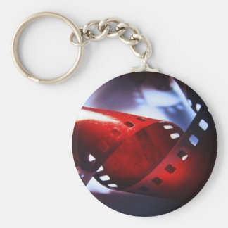 Twisted Film Keychain