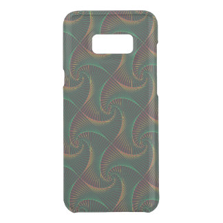 Twisted - Green and Red Uncommon Samsung Galaxy S8 Plus Case