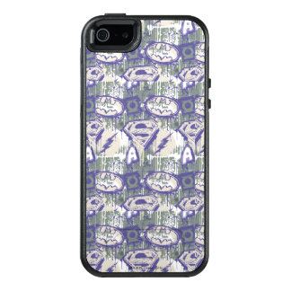 Twisted Innocence Pattern OtterBox iPhone 5/5s/SE Case