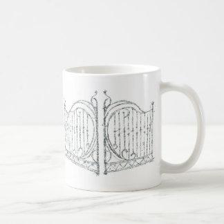 Twisted Palace double-sided mug