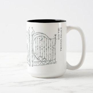 Twisted Palace one-sided mug