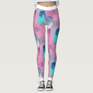Twisted Pastel Leggings