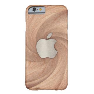 Twisted plain wood case