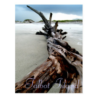 Twisted Postcard