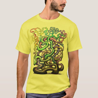 Twisted Rainbow Vines T-Shirt