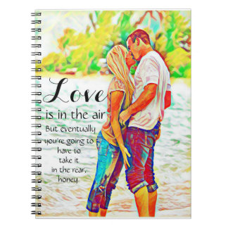 Twisted Romance Notebook