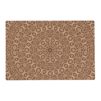 Twisted Rope Colorful Placemats Laminated Placemat