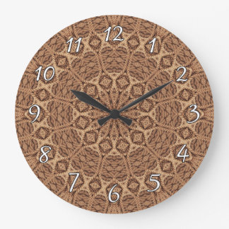 Twisted Rope Colorful Wall Clocks