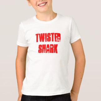 Twisted Shark Penny Tee