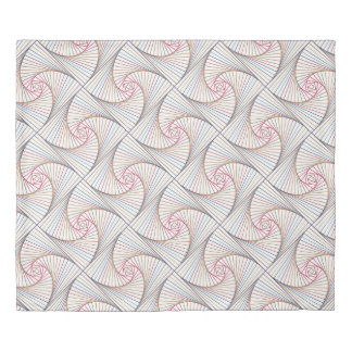 Twisted - Shells Duvet Cover