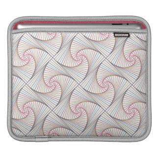 Twisted - Shells iPad Sleeve