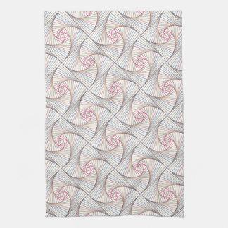 Twisted - Shells Kitchen Towel