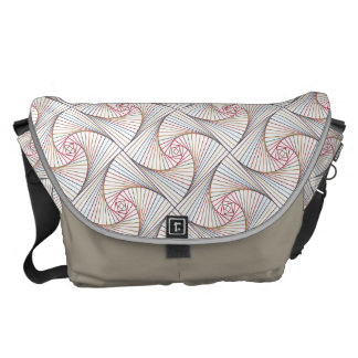 Twisted - Shells Messenger Bag