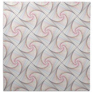 Twisted - Shells Napkin