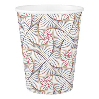 Twisted - Shells Paper Cup
