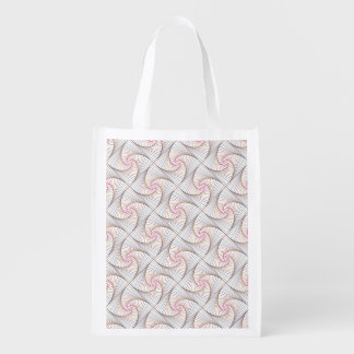 Twisted - Shells Reusable Grocery Bag