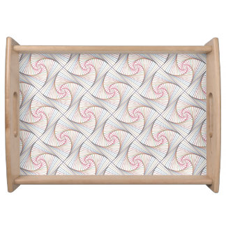 Twisted - Shells Serving Tray