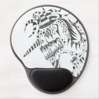 Twisted Tedd Gel Mousepad