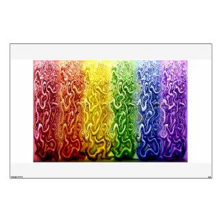 Twisted Vines LGBTQ+ Wall Sticker