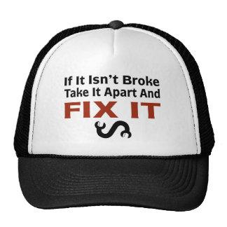 Twisted Wrench - FIX IT Trucker Hat