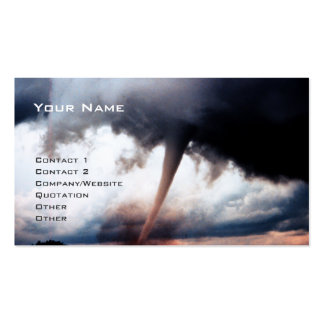 Twister Business Card
