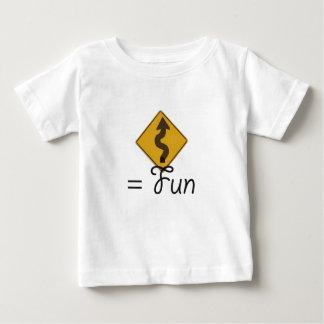 Twisties are Fun Baby T-Shirt